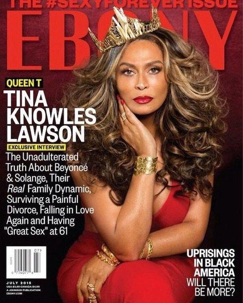 Tina knowles -Lawson : la mere de solange Knowles sulfureuse !