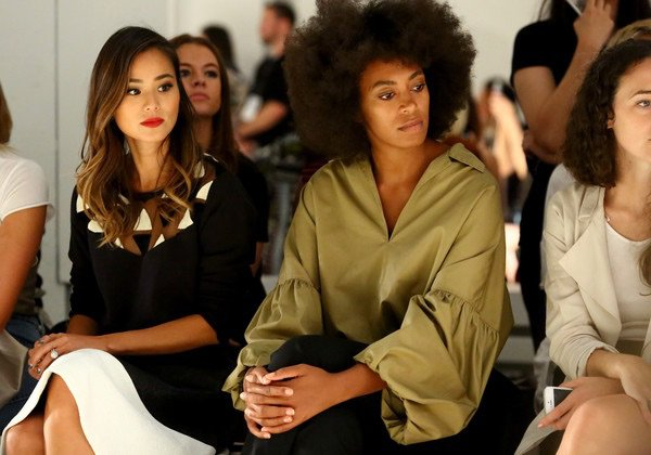Solange Knowles grande fashionista