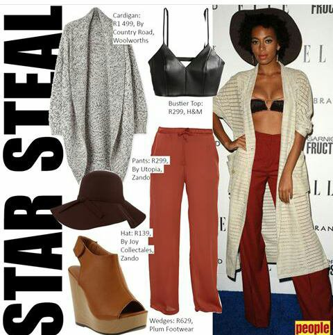 Solange knowles : style