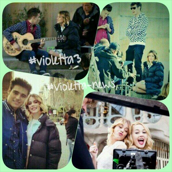 Article #Violetta3 n*1
