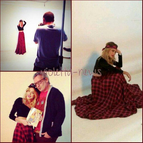 Photo shoot tini pour para teen