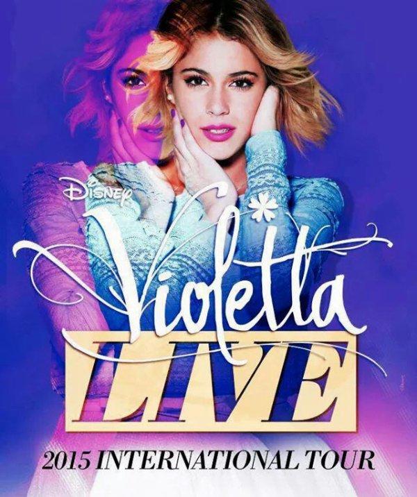 violetta live en 2015