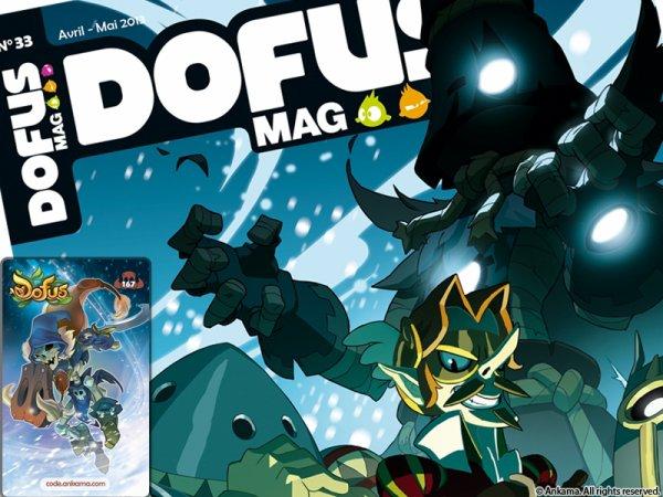 Allez-vous acheter le Dofus Mag N°33 ?