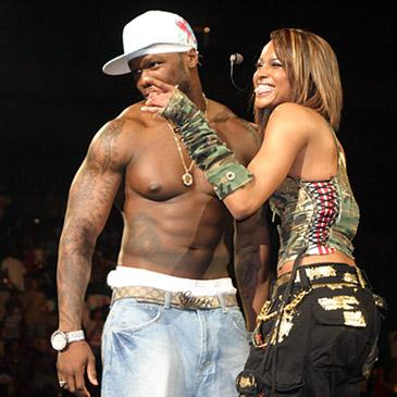 Ciara and 50 cent dating