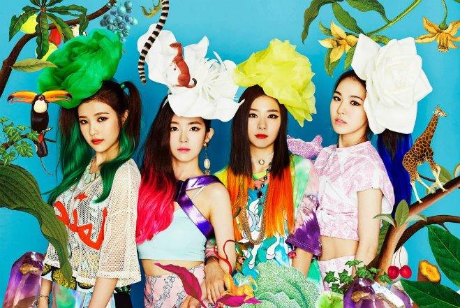 Red Velvet / Happiness (2014)