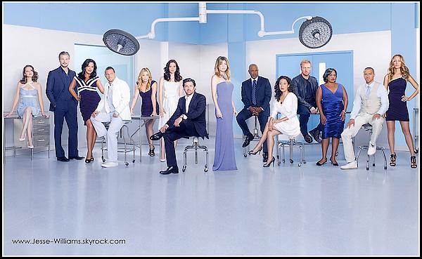 (RE-)Découvre le magnifique photoshoot du Dr Jackson Avery réalisé pour la septième saison de Grey's Anatomy .