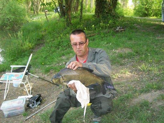petite pêche de 2h hier