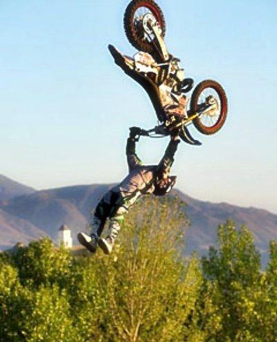 les meilleur saut sur motocross