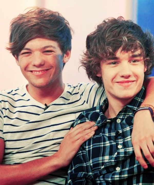 ● One Direction ; Liam P, Louis T ● ღ