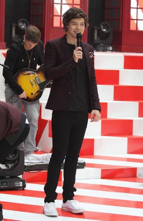 ● One Direction ; Today Show Part 2 ● ღ