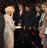 ● One Direction ; La reine & Robbie Williams  ● ღ