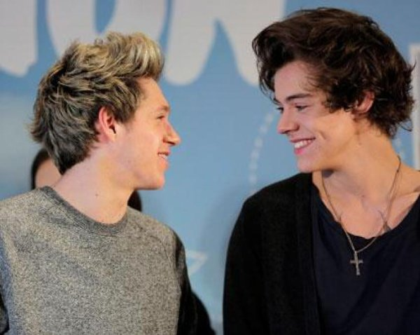 ● One Direction ;  Niall H, Harry S ●ღ