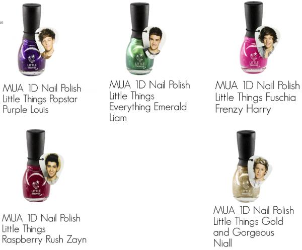 ● One Direction : Make-Up● ღ