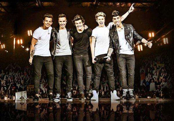 ● One Direction : Concert en France ● ღ
