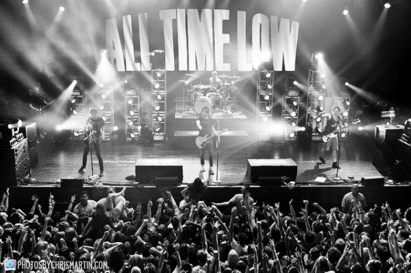 All Time Low : Un nouveau DVD en cours de production !
