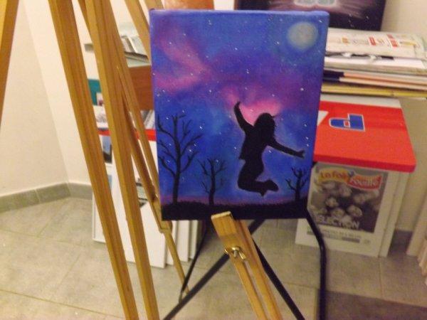 <3 Peinture acrylique <3