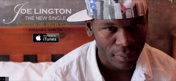 I GOTTA BE WITH YOU  ON ITUNES AND DEEZER