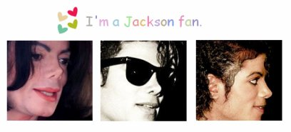 We are the Jackson generation. ツ