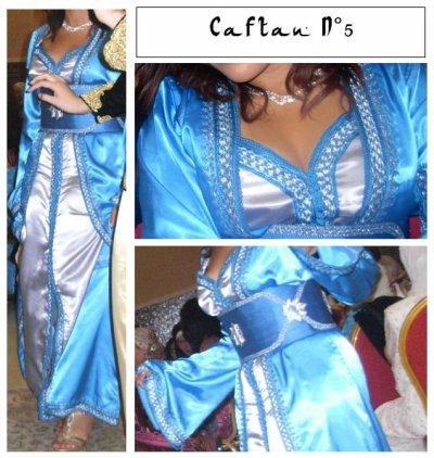 Caftan N°5