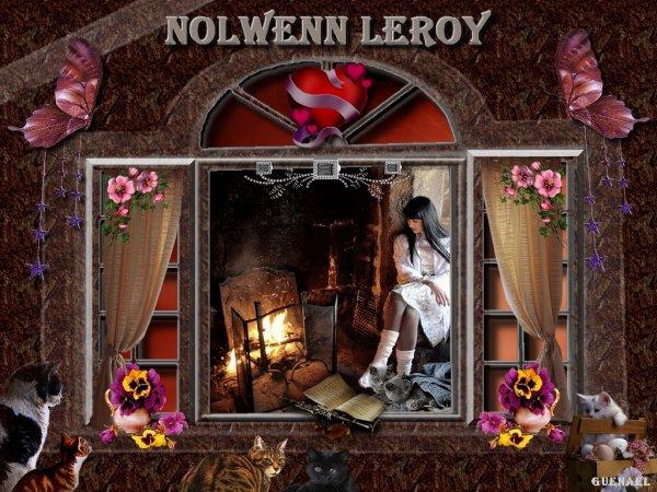 NOLWENN LEROY          UNE FEMME CACHEE A L INTERIEUR DE MOI