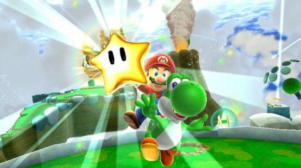 Super Mario Galaxy 2: Inoffici / Yoshi Star Galaxy (2010)