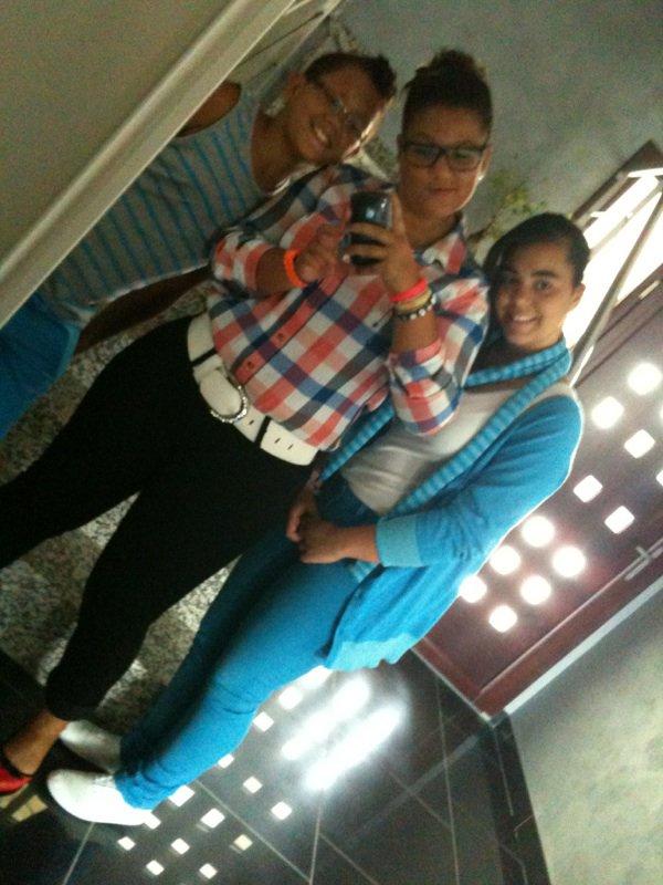 LA famille ; p