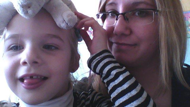 Ma petite soeur et moi <3