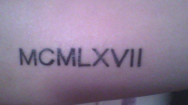 Mon tatouage <3