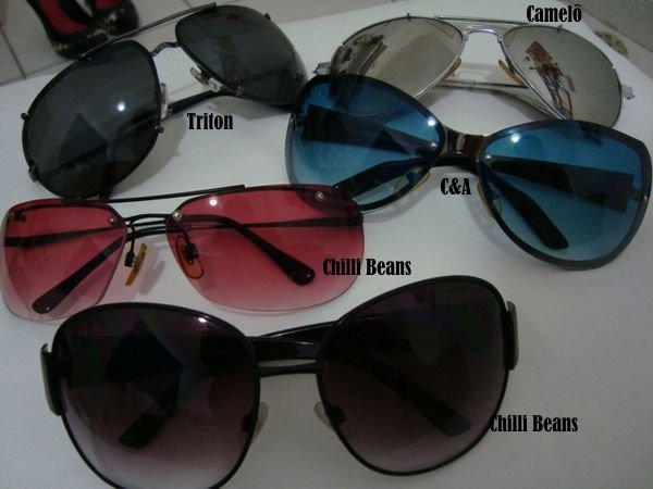 9cec028ea Meus óculos de sol - Blog