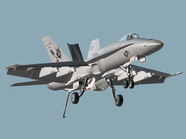 Fa/18 Super Hornet
