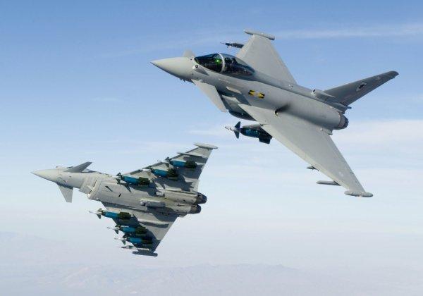 La RAF de nos jours
