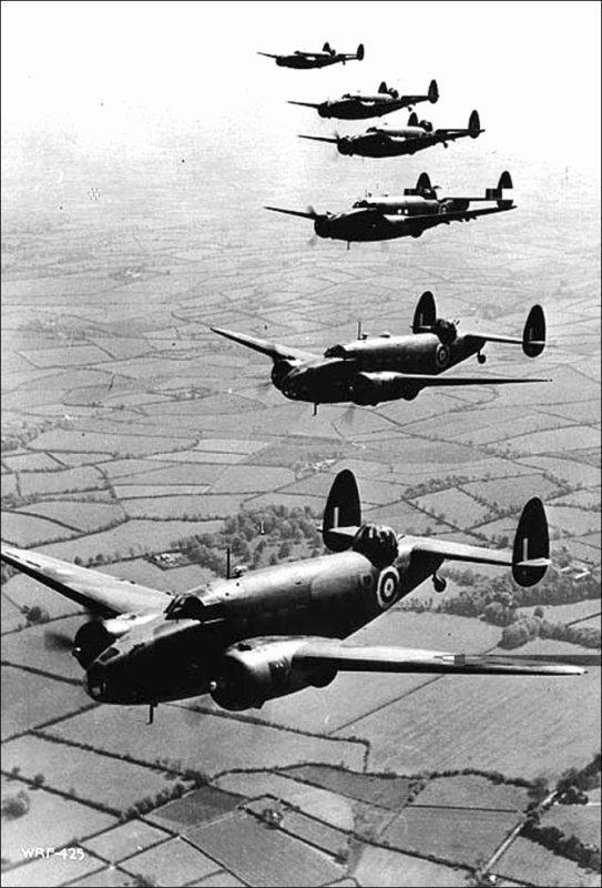Escadrille De La Royale Air Force 1944