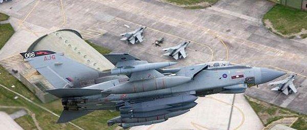 La RAF