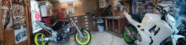 mon nouveau mini atelier
