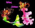 layla et flora sirene