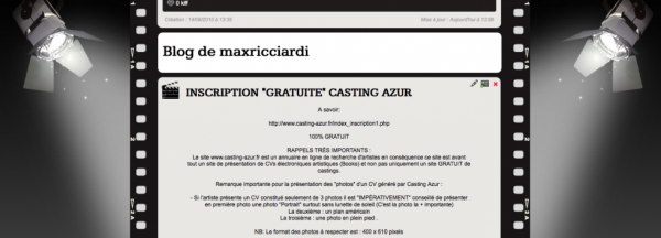 http://www.casting-azur.fr