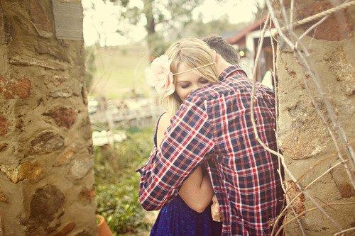 Si je pouvais je resterais dans tes bras pour le reste de ma vie