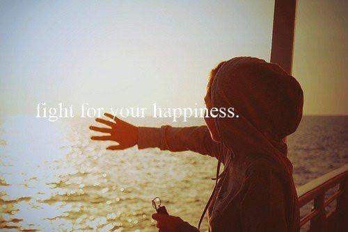 C'est dingue ce que les gens peuvent faire pour un morceau de bonheur..