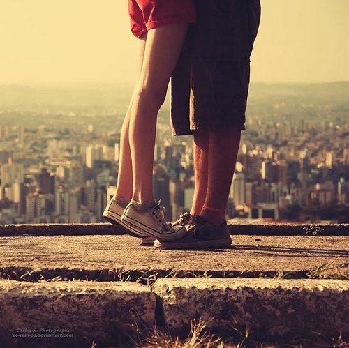 Il faut que tu me crois, je t'aime.