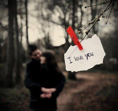 Le plus dur avec l'amour c'est de l'empêcher de partir..