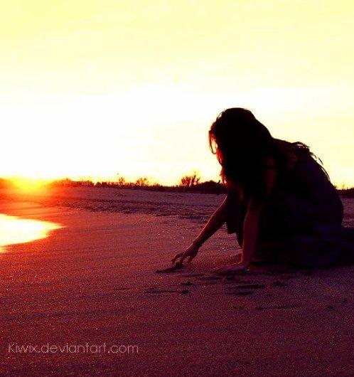 J'ai commencé à mentir le jour où il a fallu que je dise que j'allais bien alors que c'était faux.