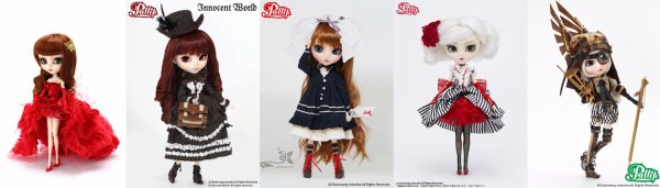 Les Pullips, ma passion <3