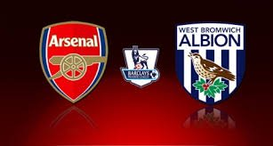 WBA vs ARSENAL