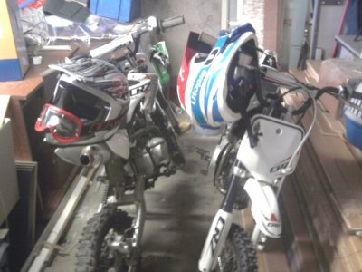 Les moto