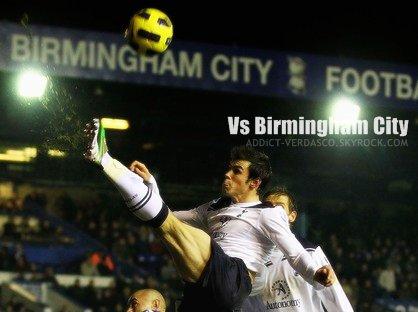 Gareth Bale Vs Birmingham City