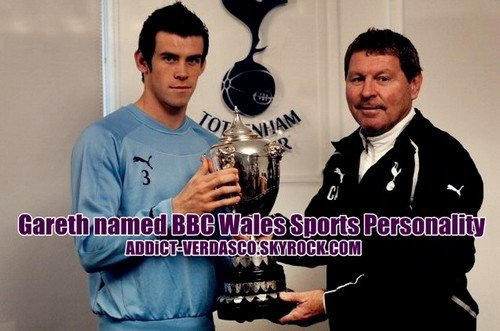 Gareth named BBC Wales Sports Personality