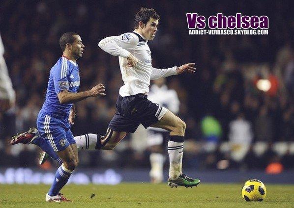Gareth Bale Vs Chelsea