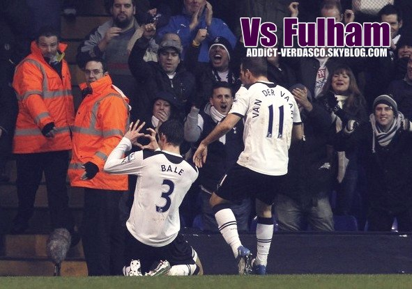 Gareth Bale Vs Fulham
