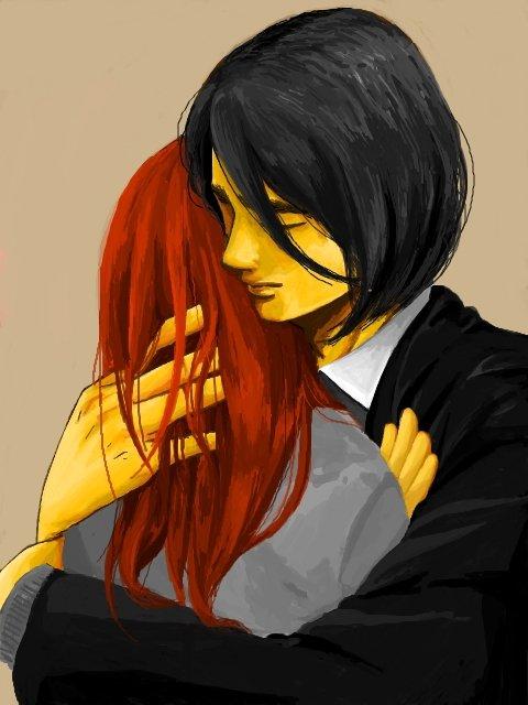 Le moment présent... Severus/Lily (concours d'OS)