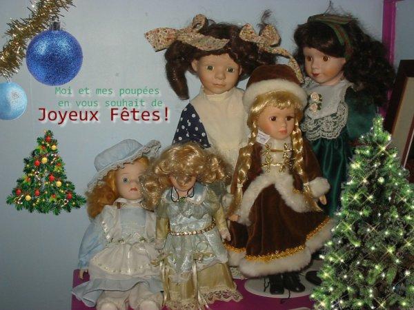 joyeux fêtes!